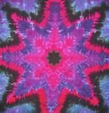 Tie Dyed Mandala Tapestry 14